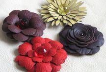 flor de cuero