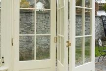 French & Bi Fold Door Inspiration / French & Bi Fold Door Inspiration