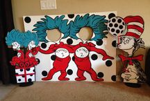 Thing 1 And Thing 2 Party