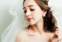WEDDING ❁ HAIR STYLE ダウン