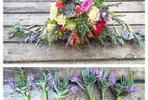 Succulent bride bouquet / Bride bouquet