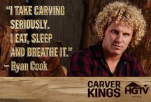 Carver Kings Quotes / Words of wisdom from our talented Carver Kings stars.  / by Timber Kings
