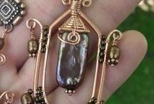 jewelry making / by Melanie Otani
