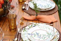 Aga-Aga - Table setting