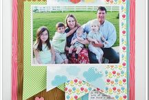 mothers day/fathersday/easter / scrapbook