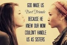 Friendship Quotes / Friendship <3