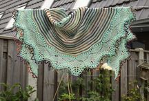 Shawls / Knitted shawls that inspire me
