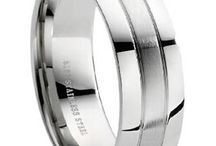 Large Size Mens Rings / We carry mens rings up to size 20!! / by Mens-Wedding-Rings.com