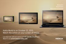 Nokia Event Set For Oct. 22 With New Phablet, Tablet & Laptop Widely Expected