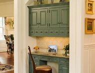 Decor - kitchen space / by Heather Andrus