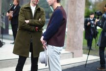 Tendencias Universo 'Menswear' / Todo lo que quieres saber de moda masculina, en un sólo tablero. Semanas de la Moda especializadas, Street Style, Tips y complementos.