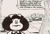 Sabiduría según Mafalda.