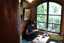 Japanese Vintage Cafe