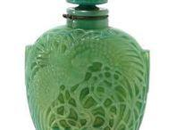 AA - Art Glass-Perfume & Scent Bottles / Perfume Bottles / by Charlotte