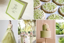 Light Green wedding / Light Green wedding