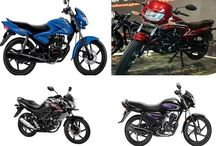 Best performance and mileage Honda bikes India