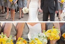 May 18, 2012<3 / Yellow and Grey, Sunflowers, Cupcakes in a Jar, Lace, and MORE! <3  Wedding date; May 18, 2012! / by Kenzie Gasca