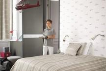 Wallpaper for Boy's Bedrooms