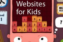 Websites for children / Suitable websites for children for both at home and in a classroom.