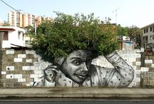 ζωγραφικη σε τοιχο