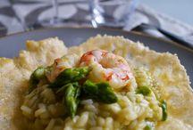 piatti di riso
