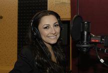 Artists recording at Ines Studios
