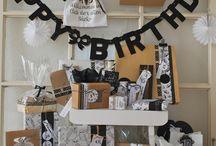 Bina's 30 Geburtstag