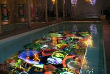 Chihuly Glass Gardens / Featuring Dale Chihuly's  glass
