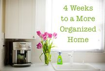 Organizing and Cleaning Tips
