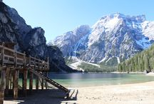 Wasser/Water Südtirol & Dolomites / Das Wasser in Südtirol. Seen, Flüsse & Regen Water in Alto Adige, Lakes, Rivers & Rain