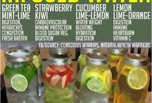 health food and drinks