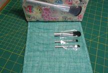 Kosmetyczki cosmetic bag DIY