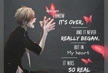 A sad quote