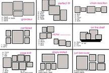 Cuadros / Cuadros y composiciones