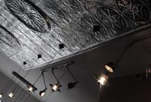 Interior details - Shops and cafés