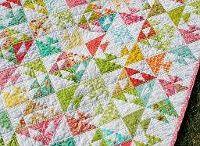 quilting,knitting, / by Heidi Luna