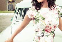 Look de Pin-up / Des Pin-up remises au goût du jour, on adore le look vintage !