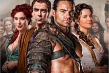All-time Tv- Spartacus and Rome / by deidre jarvis