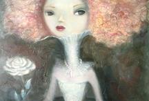 Paintings, Drawings, Illustrations & Prints / by Georgina Diaz