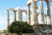 Sounio Greece / Poseidon's Temple