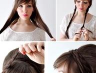 Hair! / by Jillian Steger