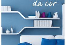 Arquitetura da Cor / A integração dos produtos e cores Sherwin-William às soluções de arquitetura e design.