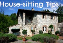 House Sitting Tips / Tips and tactics to travel the world, live in fabulous places for free and enjoy slow travel.