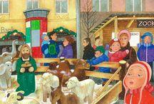 Vánoce a zimní svátky