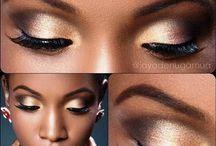 make up donkere huid
