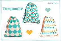 Mochilas y bolsas guardería (backpacks and schoolbags)
