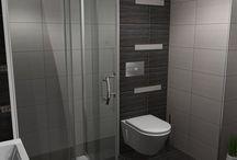 collection Elisir 25 x 40 cm / Σχέδια μπάνιου σε κατοικία στην Βέροια. Η όλη πρόταση βασίστηκε στα πλακάκια από την σειρά Elisir τα οποία έχουν διάσταση 25 x 40 cm.