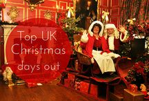UK Christmas Days Out / The best attractions to visit over the festive season.