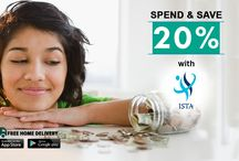 #Spend & #Save 20% with #ISTA #Medical #General