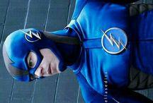 Flash (Barry Allen) Arrow (Oliver Queen ) Supergirl  (Kara Zor El)